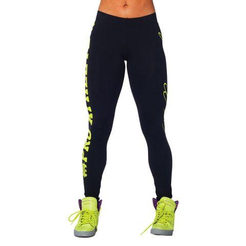 Legging-Pro-Athlete-Green-Slide-frente-1