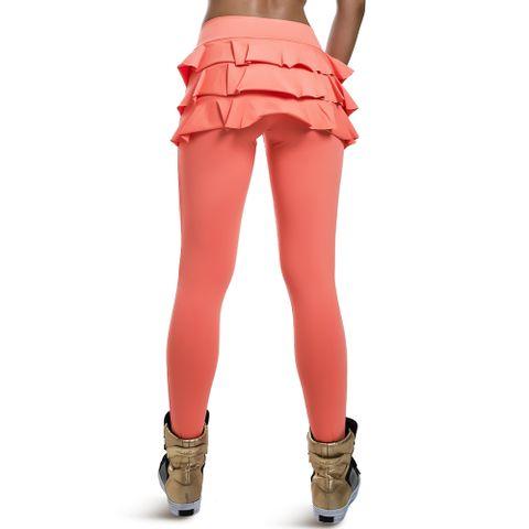 legging-back-frill-orange-labellamafia