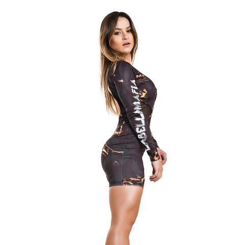 Vestido_Brindle_Snake_Labellamafia