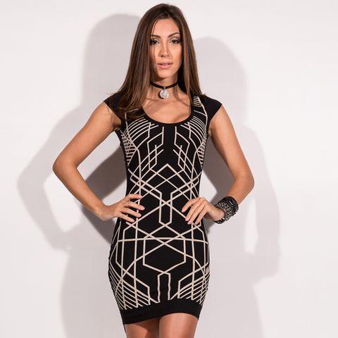 Vestido-Minimal-Lines-Labellamafia