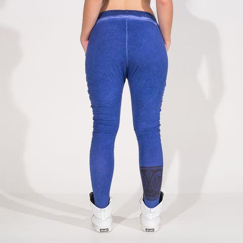 Calca-Sweat-Blue-Torn-Labellamafia