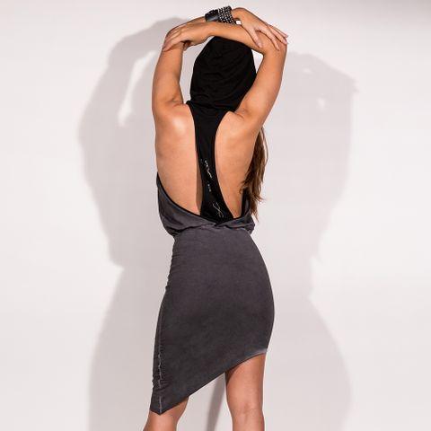 Vestido-Faded-Torn-Labellamafia