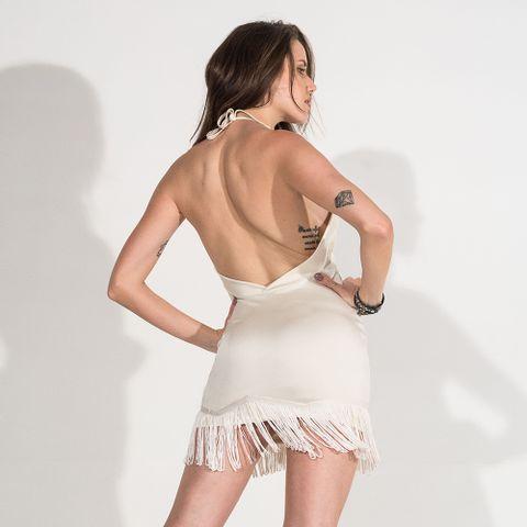 Vestido-Satin-and-Strips-Labellamafia