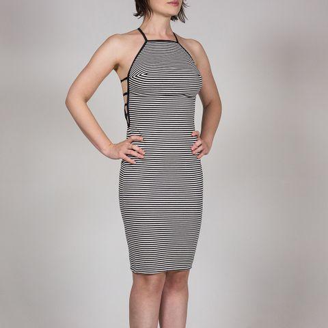 Vestido-Glam-Stripes-Labellamafia