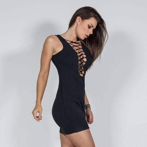 Vestido-Black-Ribbon-Labellamafia