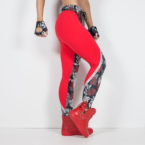 Legging-Red-Forests-Labellamafia