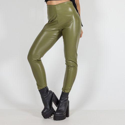Calca-Green-and-Zipper-Labellamafia