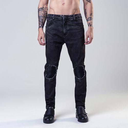 Calca-Denim-Black-Knee-La-Mafia
