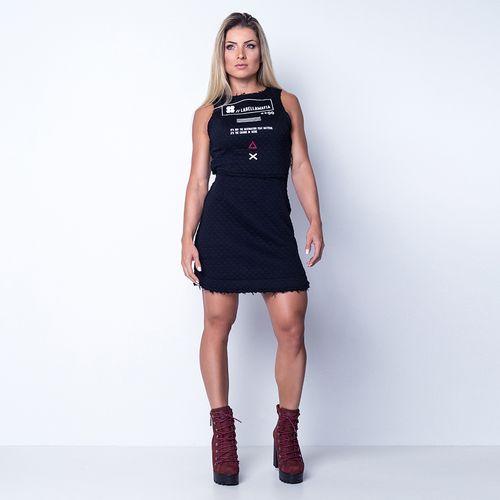 Vestido-Red-Triangle-Labellamafia