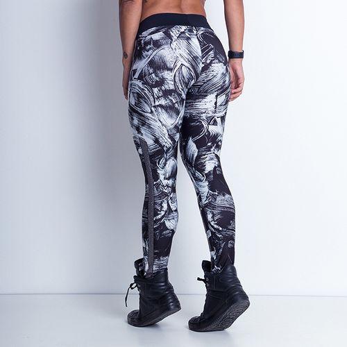 Legging-Black-Shine-Labellamafia