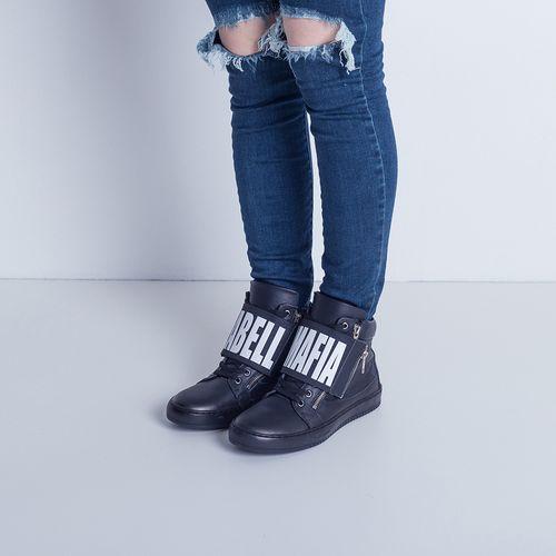 Sneaker-Black-Labellamafia-Team