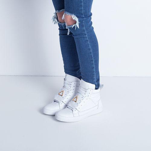Sneaker-Boot-Triangle-White-Labellamafia