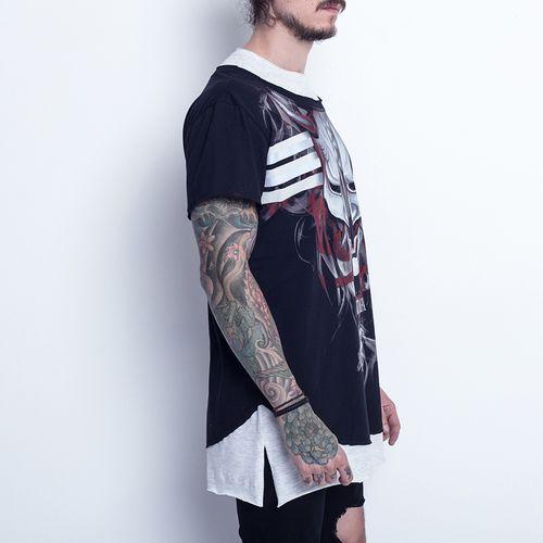 Camiseta-Black-Mask-La-Mafia