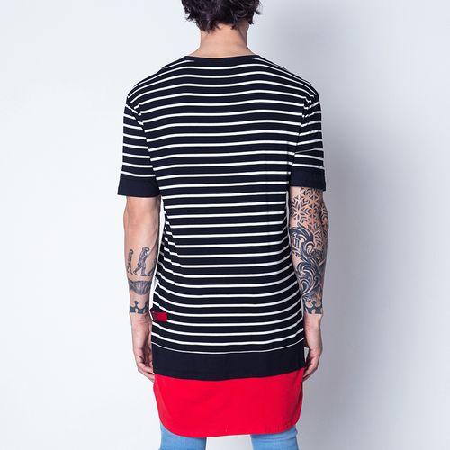Camiseta-Black-Red-White-La-Mafia