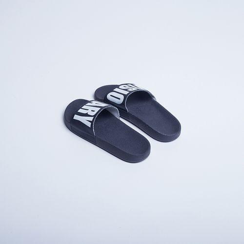 Chinelo-Slide-Visionary-Black-La-Mafia