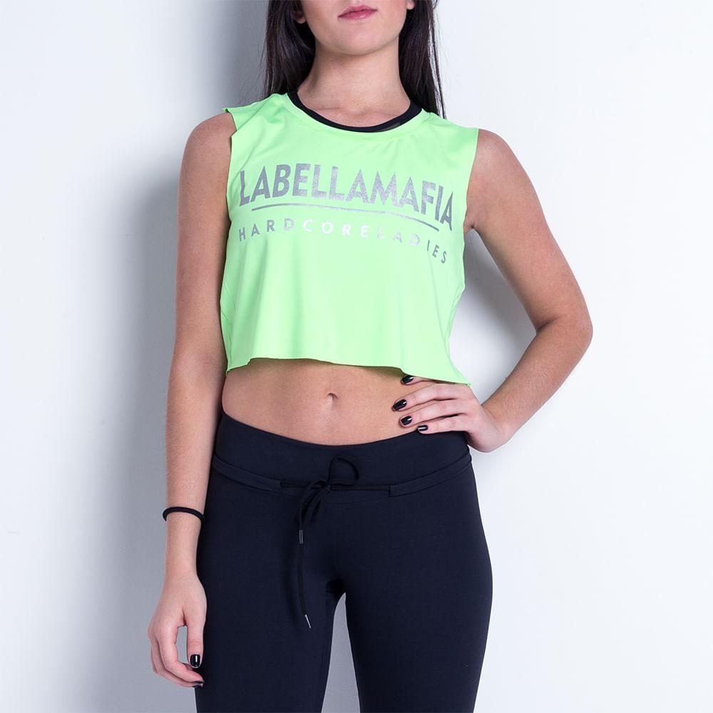 Blusa-Labellamafia-Green
