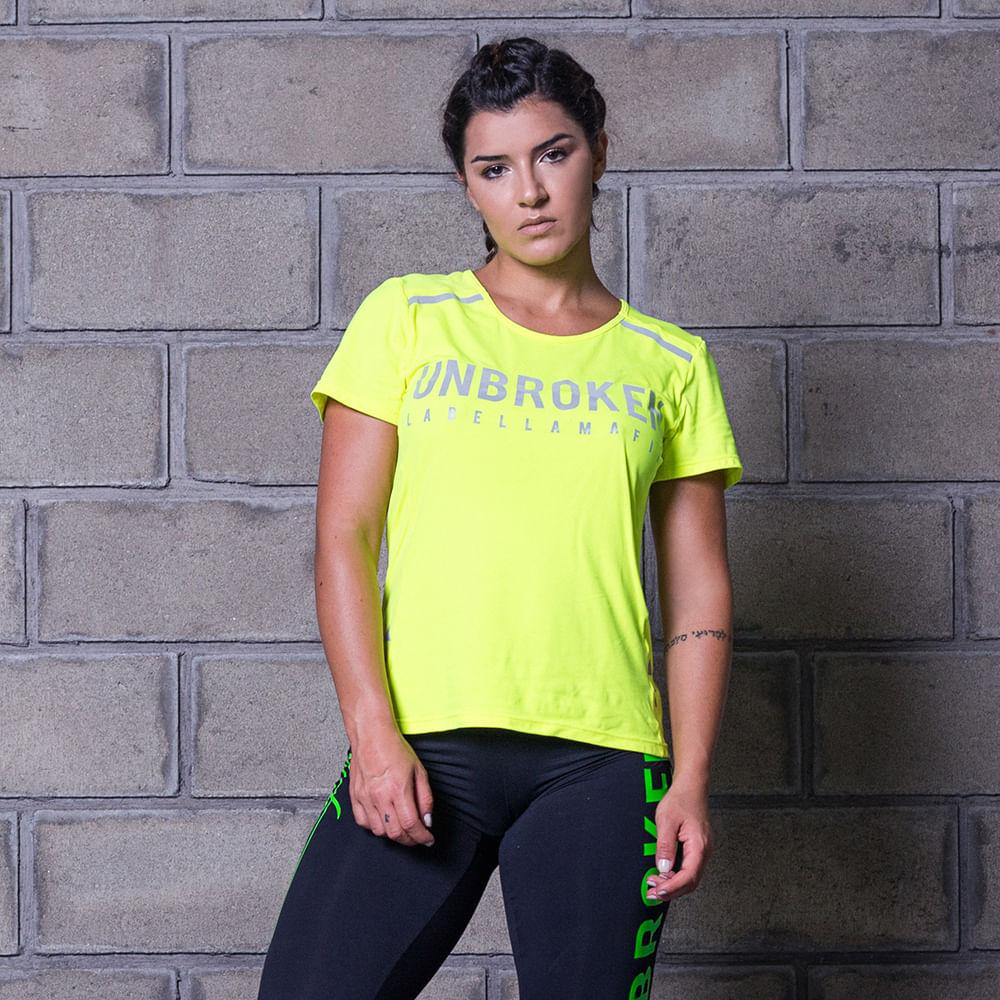 Blusa-Cross-Training-Classic-Yellow-Labellamafia