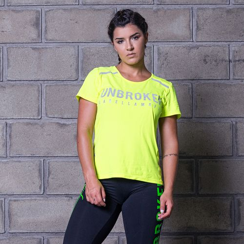 Blusa-Cross-Training-Classic-Yellow-Labellamafia