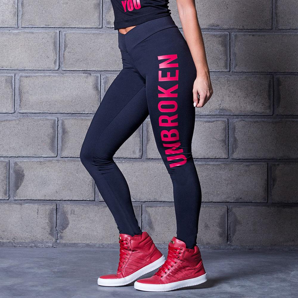 Legging-Cross-Training-Unbroken-Red-Labellamafia