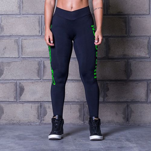 Legging-Cross-Training-Unbroken-Green-Labellamafia