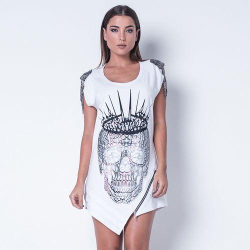 Vestido-Labellamafia-Queen-Skull