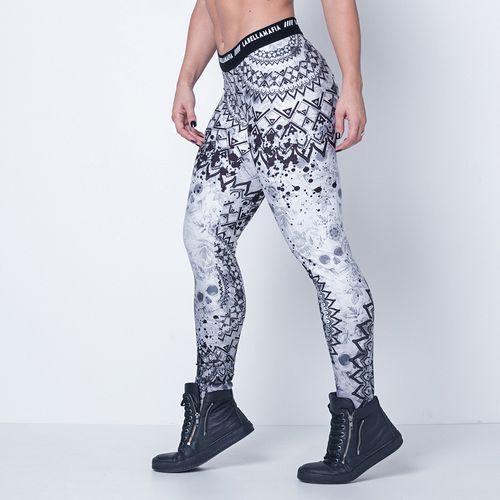 Legging-Fitness-Printed-Bones-Labellamafia