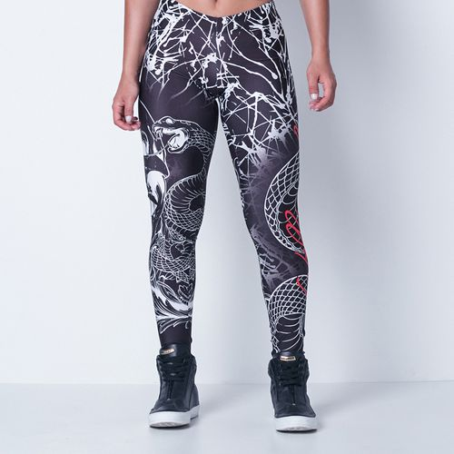 Legging-Fitness-Printed-Snake-Labellamafia