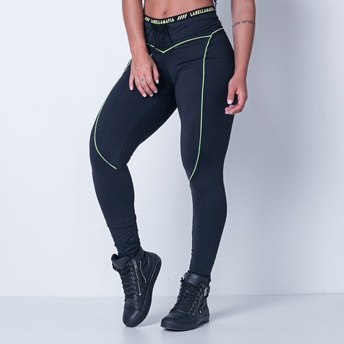 Legging-Fitness-Surfer-Lime-Labellamafia
