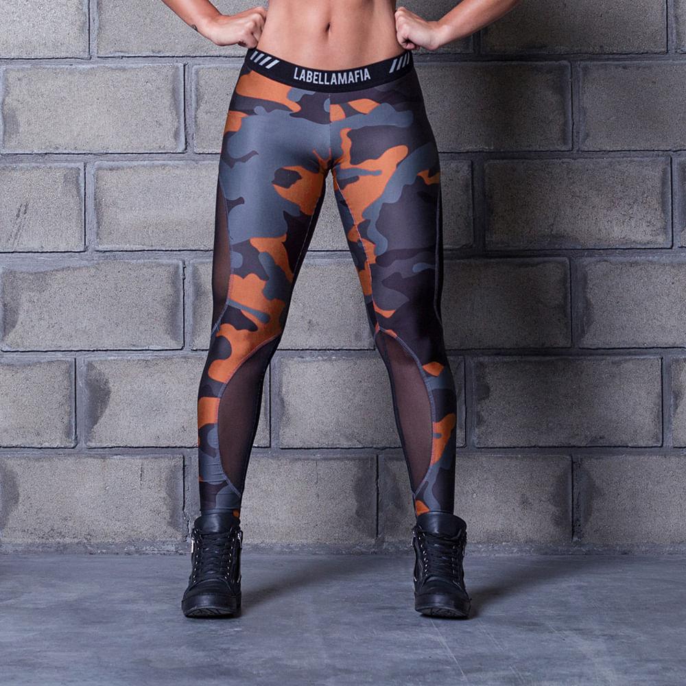Legging-Jump-Orange-Labellamafia