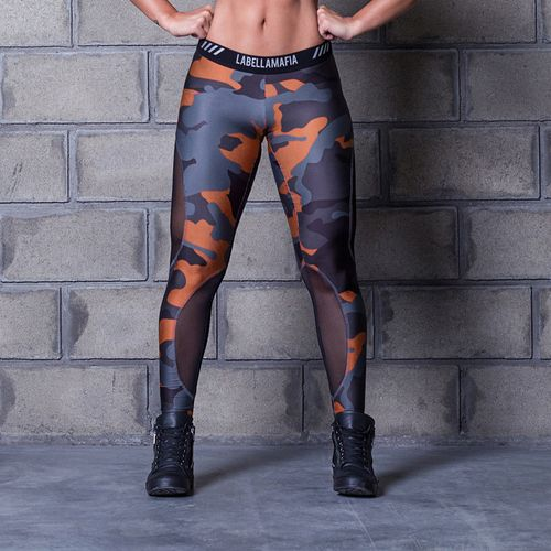Legging-Jump-Orange-Labellamafia