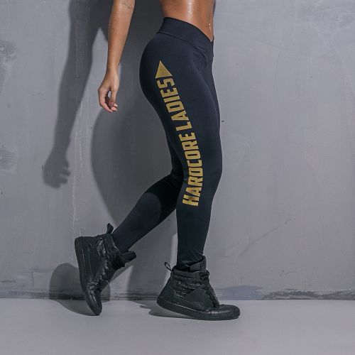 Legging-Hardcore-Ladies-Black-Labellamafia