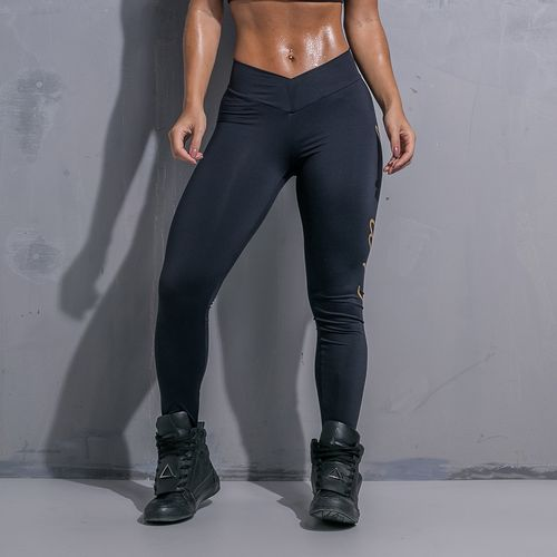 Legging-Hardcore-Ladies-Black-Labellamafia