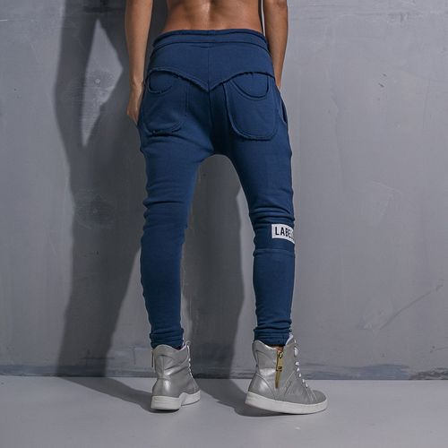 Legging-Hardcore-Ladies-Blue-Labellamafia