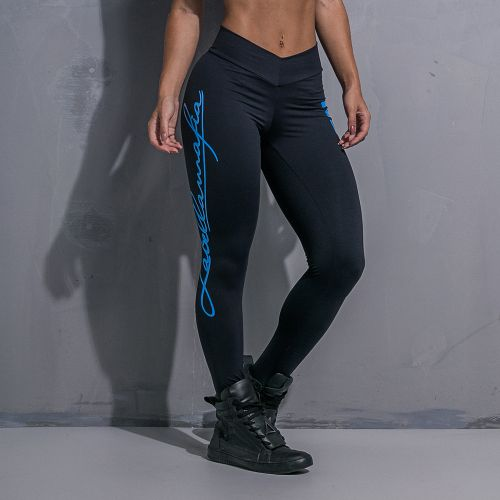 Legging-Cross-Training-Blue-Labellamafia