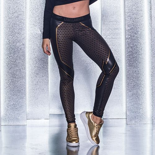 Legging-Ultimate-Golden-Lights-Run-Labellamafia