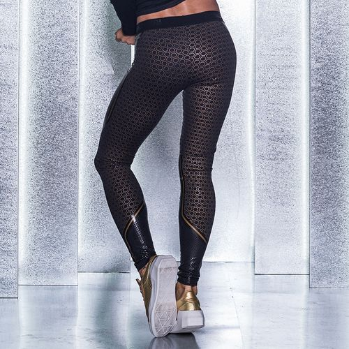 Legging-Fitness-Gold-Labellamafia