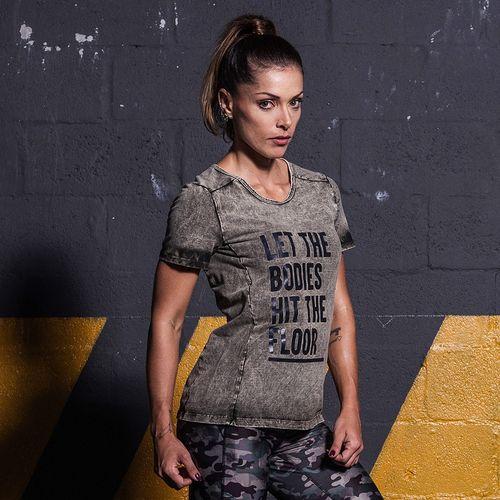 Camiseta-Cross-Training-Forest-Soldier-Labellamafia