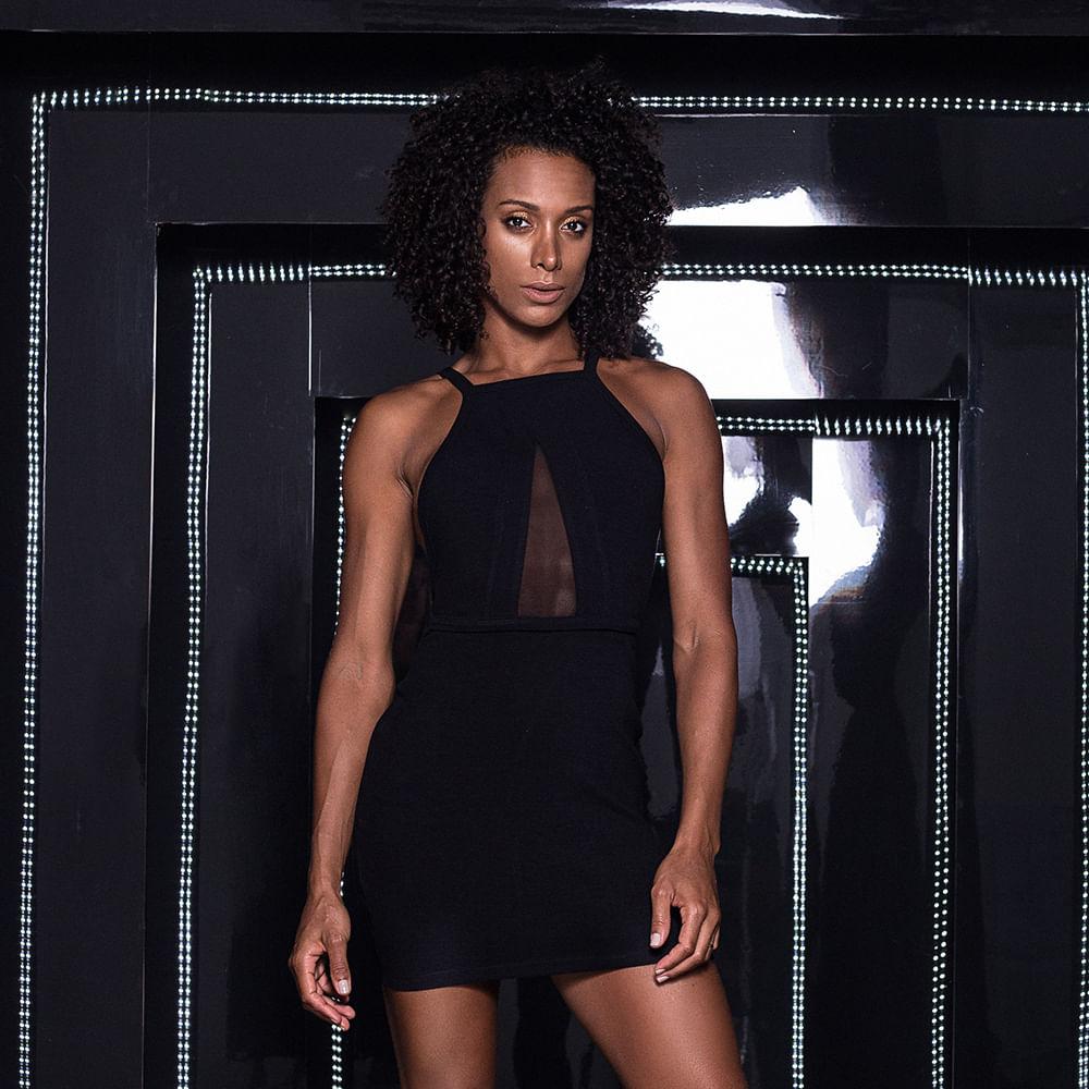 Vestido-Rive-Gauche-Black-Labellamafia