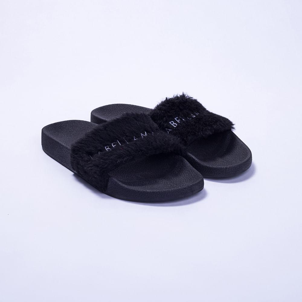 Chinelo-Slide-Black-Labellamafia