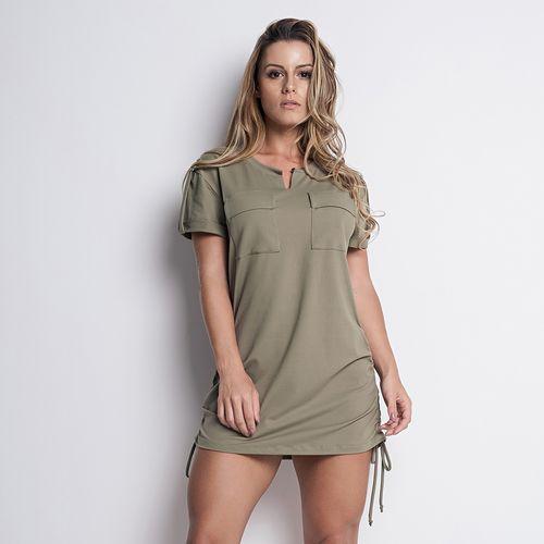 Vestido-Military-Skull-Labellamafia