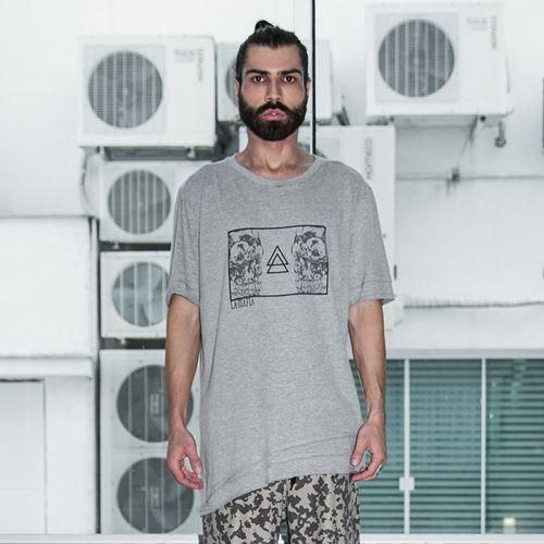 Camiseta-Skull-1745-La-Mafia