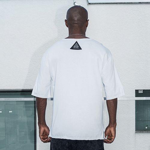 Camiseta-White-Triangle-La-MafiaCamiseta-White-Triangle