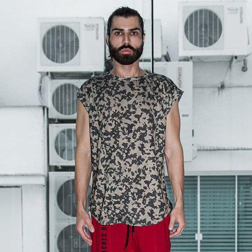 Camiseta-Camouflage-Black-La-Mafia