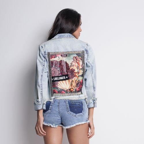 Jaqueta-Jeans-Aphrodite-Labellamafia