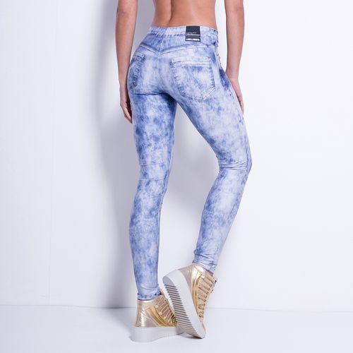 Legging-Jeans-Electric-Blue-Labellamafia