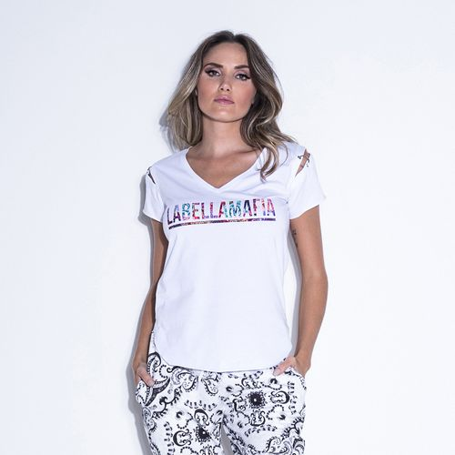 Blusa-Neutral-Flowers-Calabasas-Labellamafia