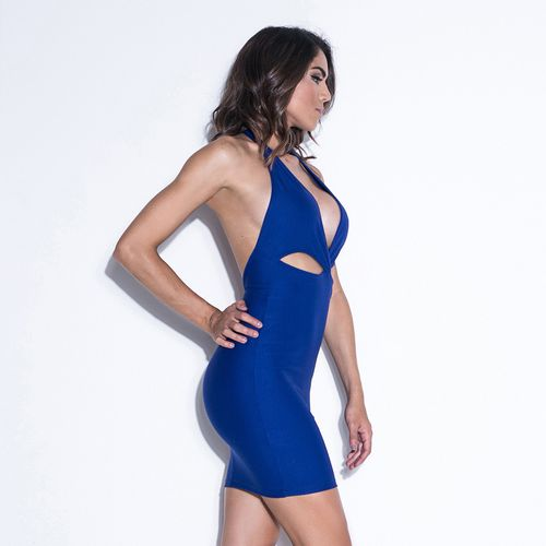 Vestido-Old-School-Blue-Labellamafia