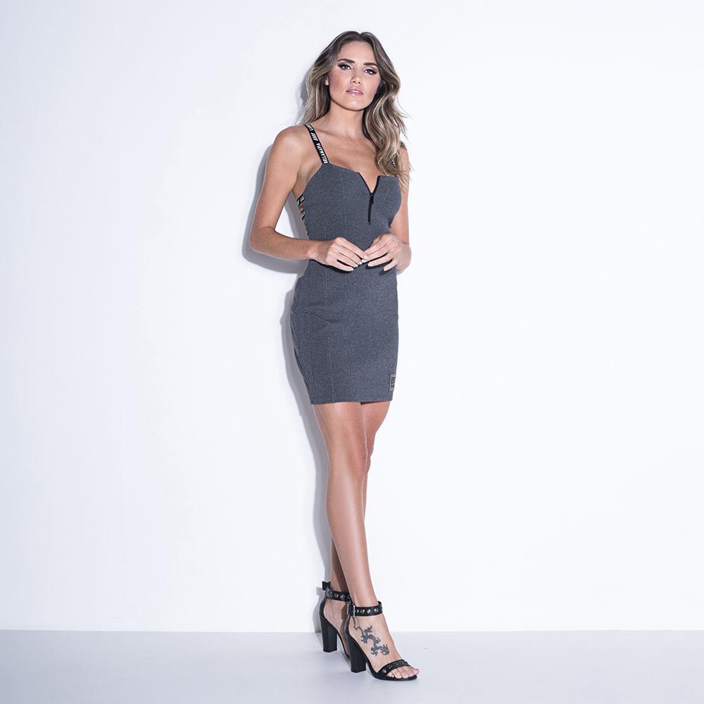 Vestido-Scale-Gray-Labellamafia