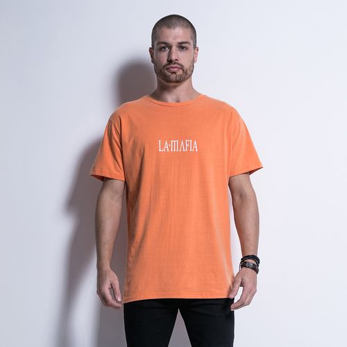 Camiseta-Street-Orange-La-Mafia