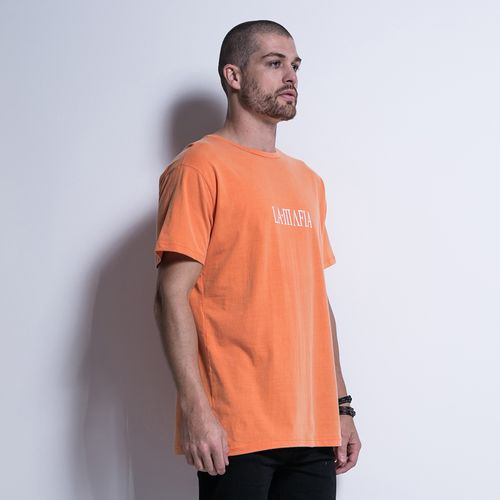 Camiseta-Street-Orange-La-Mafia